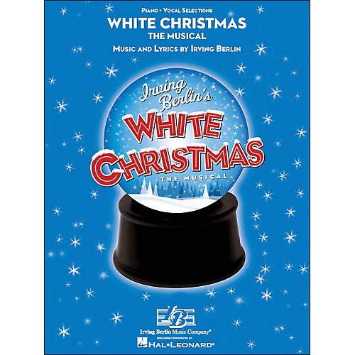 Hal Leonard White Christmas The Musical - arranged for piano, vocal, and guitar (P/V/G)-thumbnail