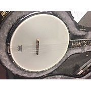 Gold Tone White Layde Plus WL250R+ Banjo