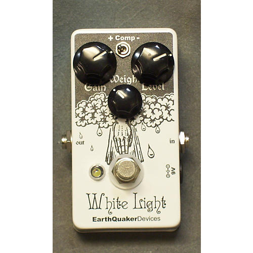 Earthquaker Devices White Light Overdrive Effect Pedal-thumbnail