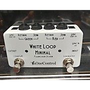 One Control White Loop Pedal