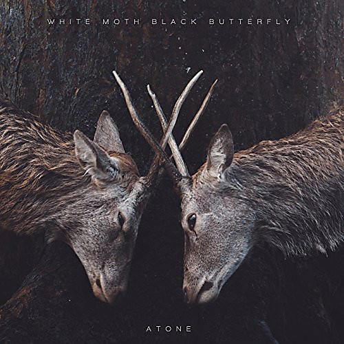 Alliance White Moth Black Butterfly - Atone
