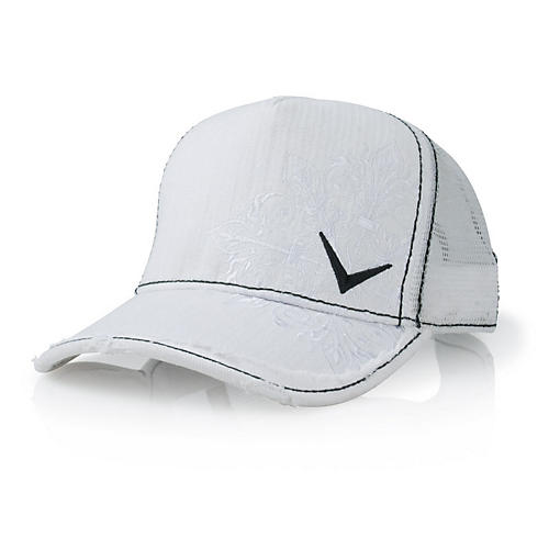 Fender White Room Trucker Hat-thumbnail