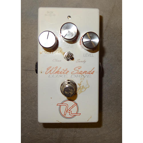 Keeley White Sands Lux Drive Effect Pedal