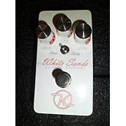 Keeley White Sands Luxe Drive Effect Pedal