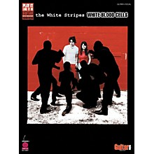 Cherry Lane White Stripes White Blood Cells Guitar Tab Songbook