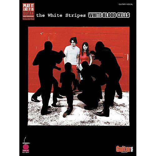 Cherry Lane White Stripes White Blood Cells Guitar Tab Songbook-thumbnail