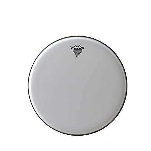 Remo White Suede Emperor Batter Drumhead 18 in.