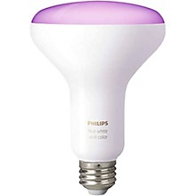 Philips Hue White and Color Ambiance Single Floodlight Bulb (BR30)