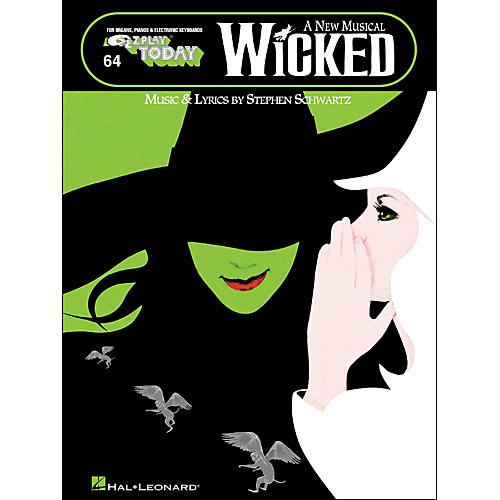 Hal Leonard Wicked A New Musical E-Z Play 64-thumbnail