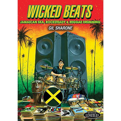 Hudson Music Wicked Beats - Jamaican Ska Rocksteady & Reggae Drumming DVD With Gil Sharone-thumbnail