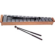 Lyons Wide Bar Diatonic Soprano Glockenspiel with Mallets