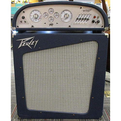 Peavey Wiggy Head And Cabinet Guitar Stack-thumbnail