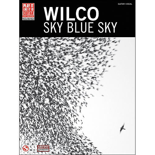 Cherry Lane Wilco - Sky Blue Sky Tab Book