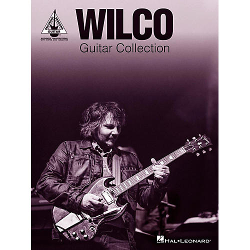Hal Leonard Wilco Guitar Collection Guitar Tab Songbook-thumbnail