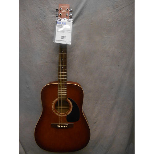 Art & Lutherie Wild Cherry Acoustic Guitar-thumbnail