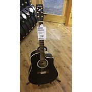 Art & Lutherie Wild Cherry CW Acoustic Electric Guitar