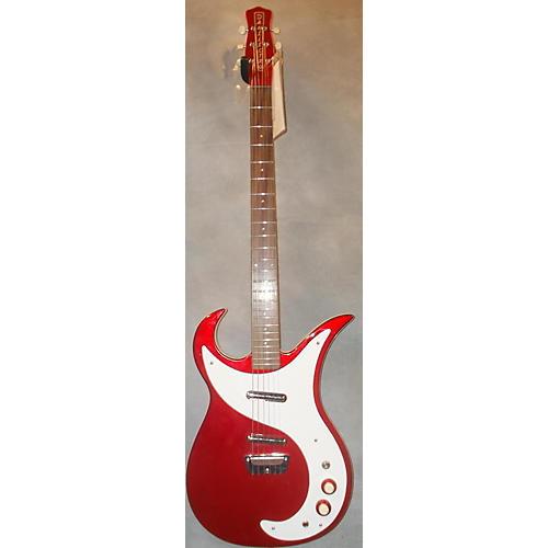 Danelectro Wild Thing Baritone Solid Body Electric Guitar-thumbnail