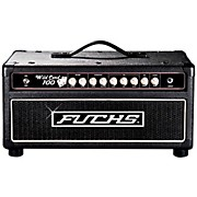 Fuchs Wildcard 100W Tube Guitar Head and 4-Button Artist Footswitch Kit