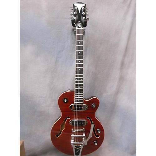 Epiphone Wildkat Cherry Hollow Body Electric Guitar