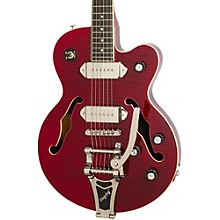 Epiphone Wildkat Semi-Hollowbody Electric Guitar with Bigsby