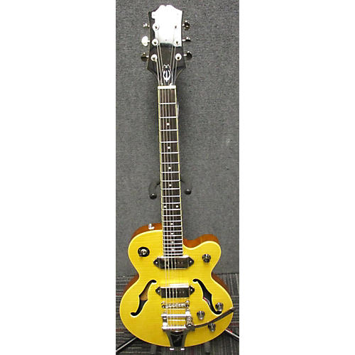 Epiphone Wildkat With Bigsby Hollow Body Electric Guitar-thumbnail