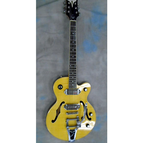 Epiphone Wildkat Yellow Hollow Body Electric Guitar