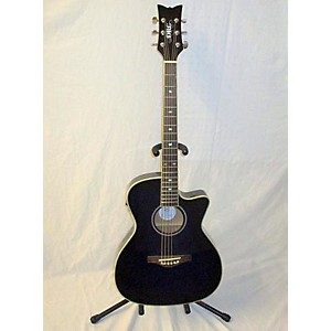 Pre-owned Daisy Rock Wildwood Artist Acoustic Electric Guitar by Daisy Rock