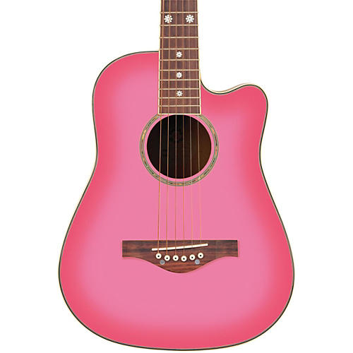 Daisy Rock Wildwood Short Scale Acoustic Guitar