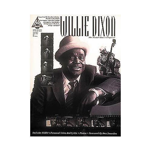 Hal Leonard Willie Dixon - The Master Blues Composer-thumbnail