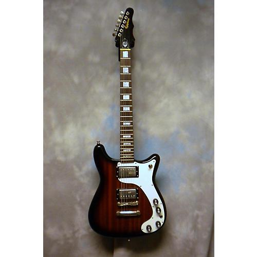 Epiphone Wilshire 2 Tone Sunburst Solid Body Electric Guitar-thumbnail
