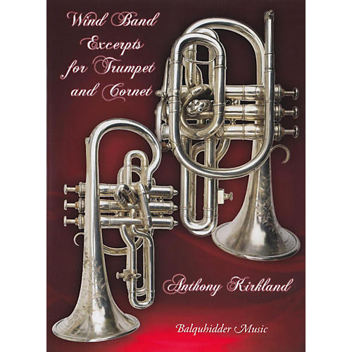 Carl Fischer Wind Band Excerpts for Trumpet-thumbnail