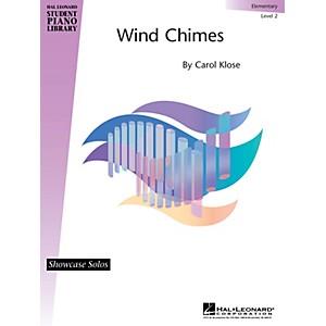 Hal Leonard Wind Chimes Piano Library Series by Carol Klose Level Elem by Hal Leonard