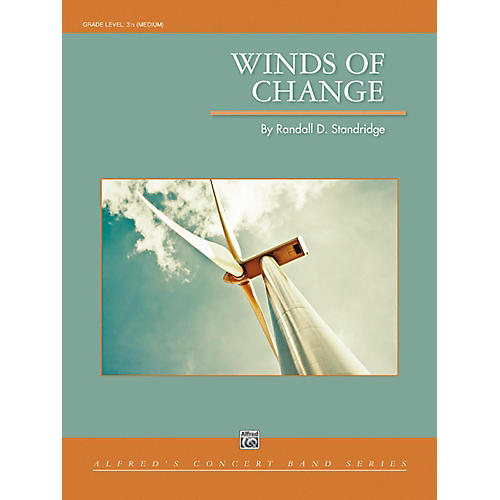Alfred Winds of Change - Grade 3.5 (Medium)-thumbnail