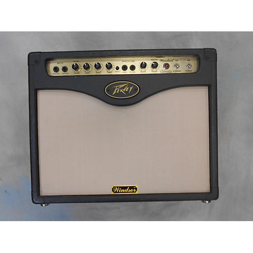Peavey Windsor Studio 20W 1x12 Tube Guitar Combo Amp-thumbnail