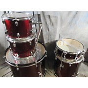 Sound Percussion Labs Wine Red Drum Kit