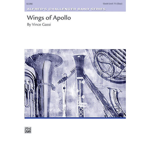 Alfred Wings of Apollo - Grade 1.5 (Easy)-thumbnail