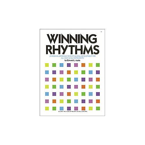KJOS Winning Rhythms All Instruments