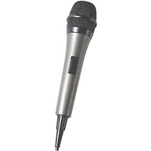 The Singing Machine Wired Dynamic Karaoke Microphone by The Singing Machine