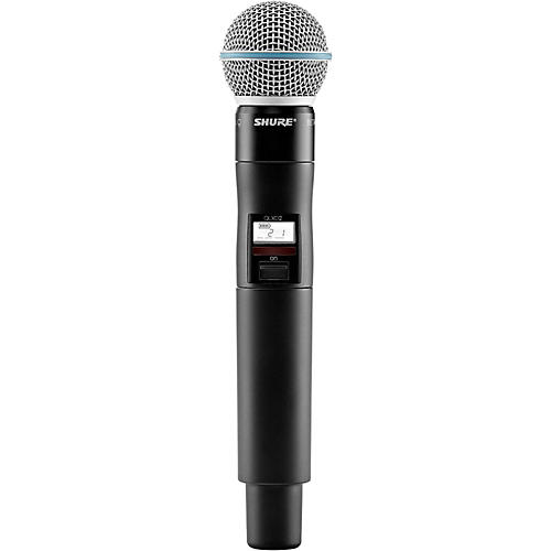 Shure Wireless Handheld Transmitter with Beta58A Microphone-thumbnail