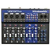 VocoPro WirelessMix-ULTRA All-In-One Live Sound Karaoke Mixer