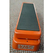 Real McCoy Custom Wizard Wah Effect Pedal
