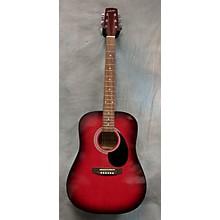 Galveston Wjb750 Acoustic Guitar