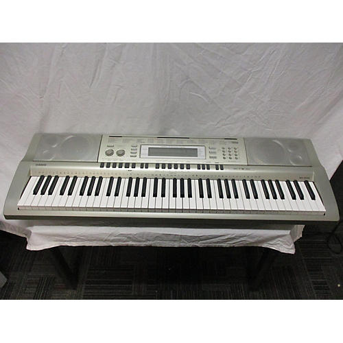 used casio wk 200 arranger keyboard guitar center. Black Bedroom Furniture Sets. Home Design Ideas