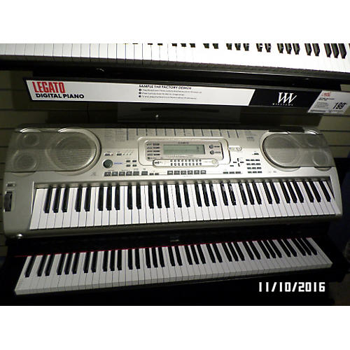 Casio Wk-3200 Keyboard Workstation