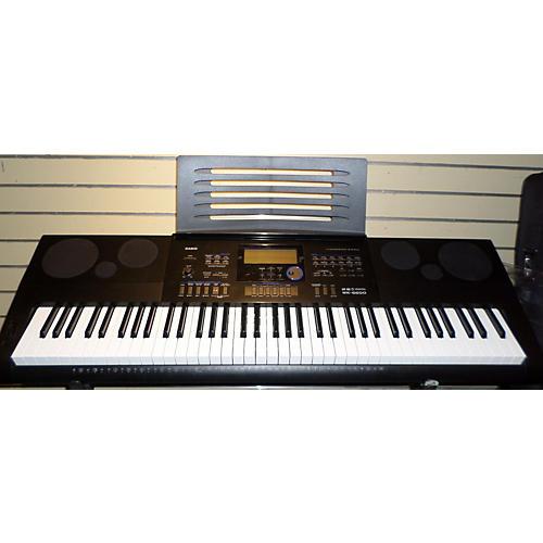 used casio wk6600 keyboard workstation guitar center. Black Bedroom Furniture Sets. Home Design Ideas