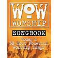 Integrity Music WoW Worship Orange Songbook-thumbnail
