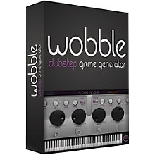 Sonivox Wobble Virtual Instrument