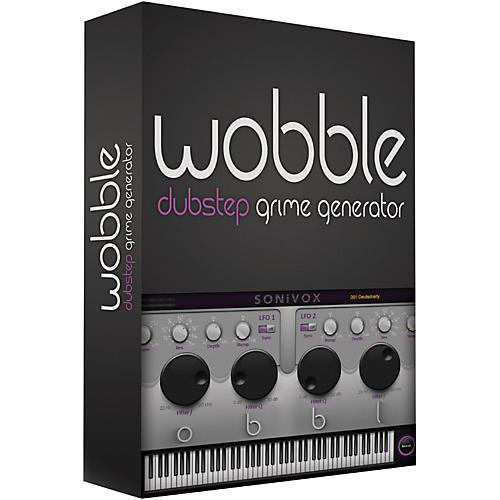Sonivox Wobble Virtual Instrument-thumbnail