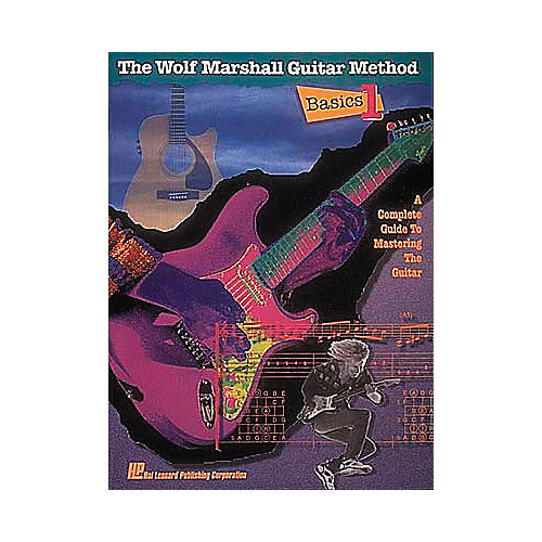 Hal Leonard Wolf Marshall Guitar Method Book 1 (Book/CD)-thumbnail