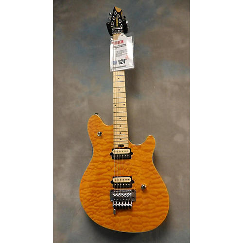 Peavey Wolfgang Special Solid Body Electric Guitar Amber